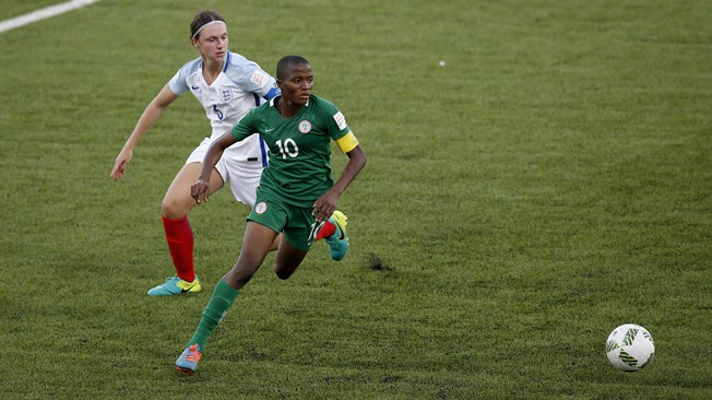 FIFA U-20 Women's W/Cup: Falconets secure 1-1 draw at Morocco