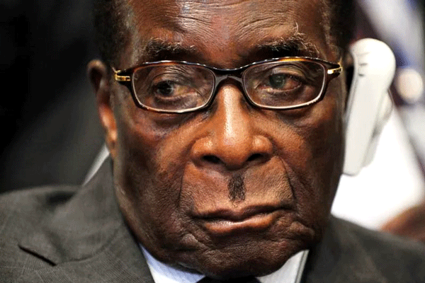Update: Mugabe under house arrest – Zuma