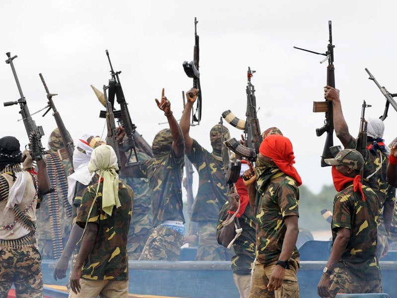 Niger Delta Avengers ends ceasefire agreement with FG