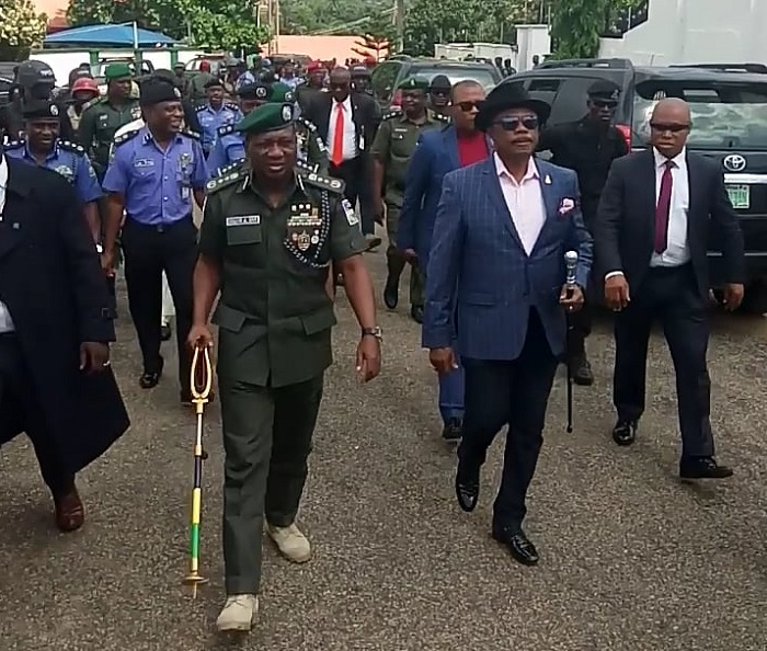 Senate orders IGP to restore Obiano's security