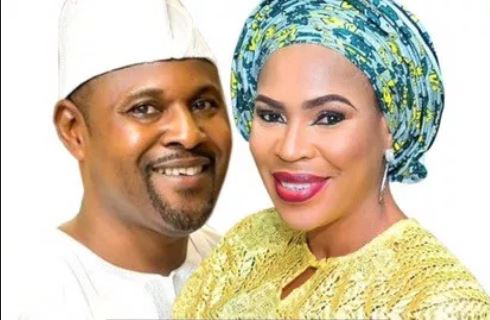 The luck of staying married might not be on my side – Fathia Balogun