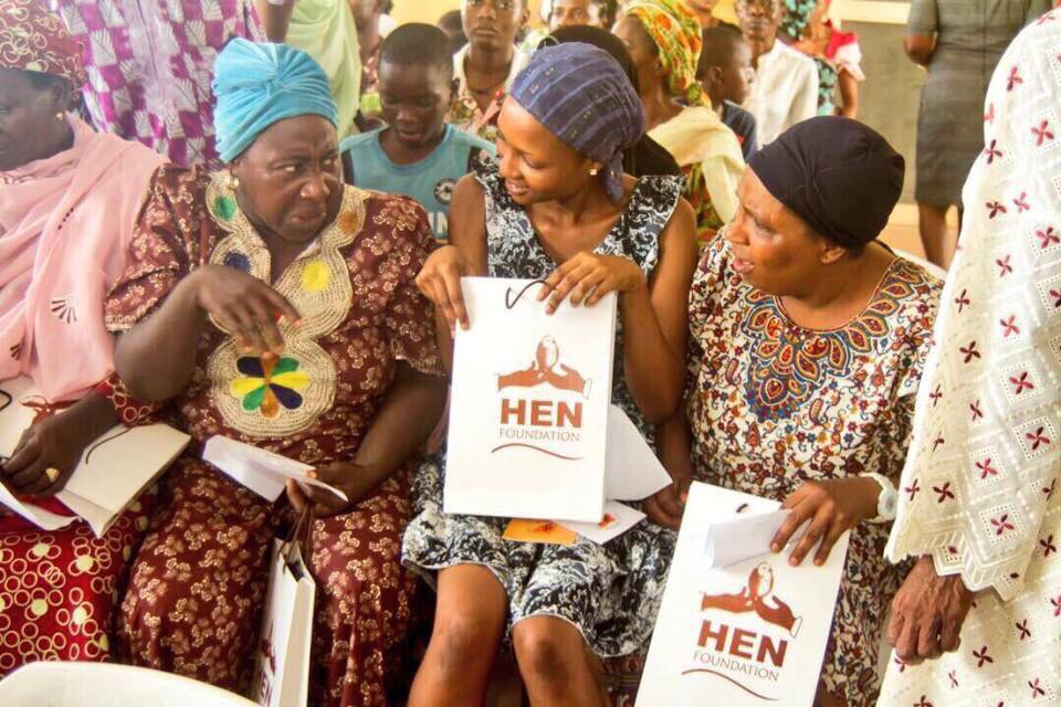 Free cancer screening in Lagos by HEN Foundation