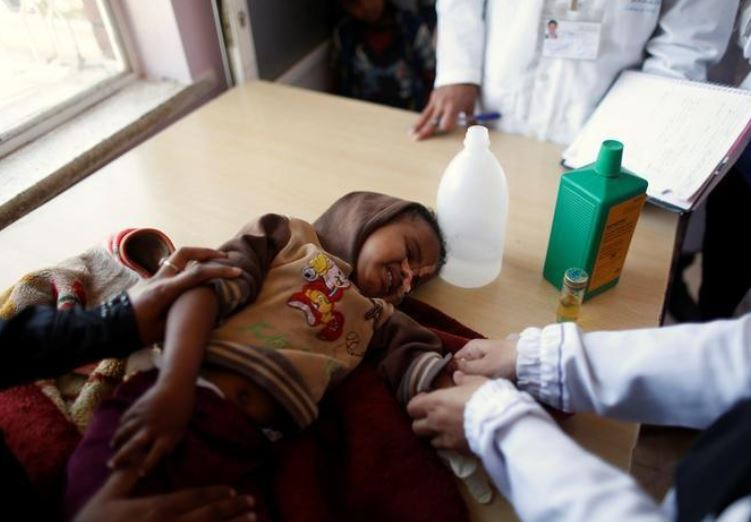 Yemen set to run out of fuel and vaccine in a month: UNICEF
