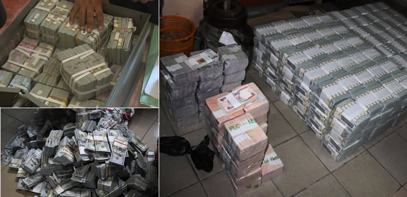 Court orders interim forfeiture of Ikoyi house where $43.3 million was discovered