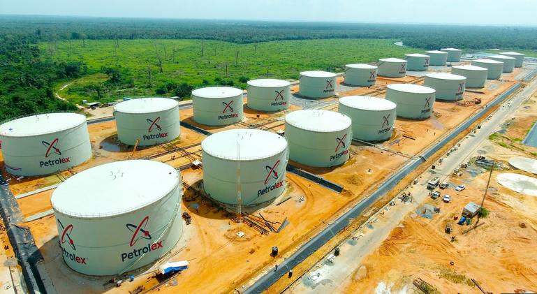 Osinbajo inaugurates biggest tank farm in Africa