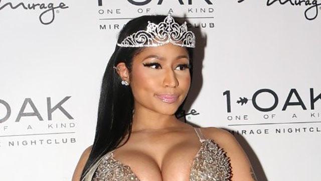 Desperate star wants Nicki Minaj's look