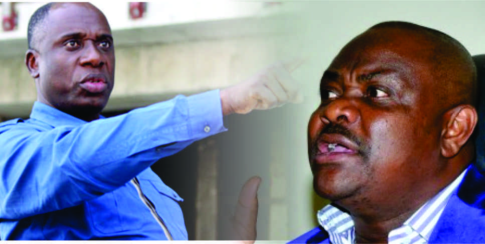 Amaechi, Wike, fresh showdown: A contest marked with blood