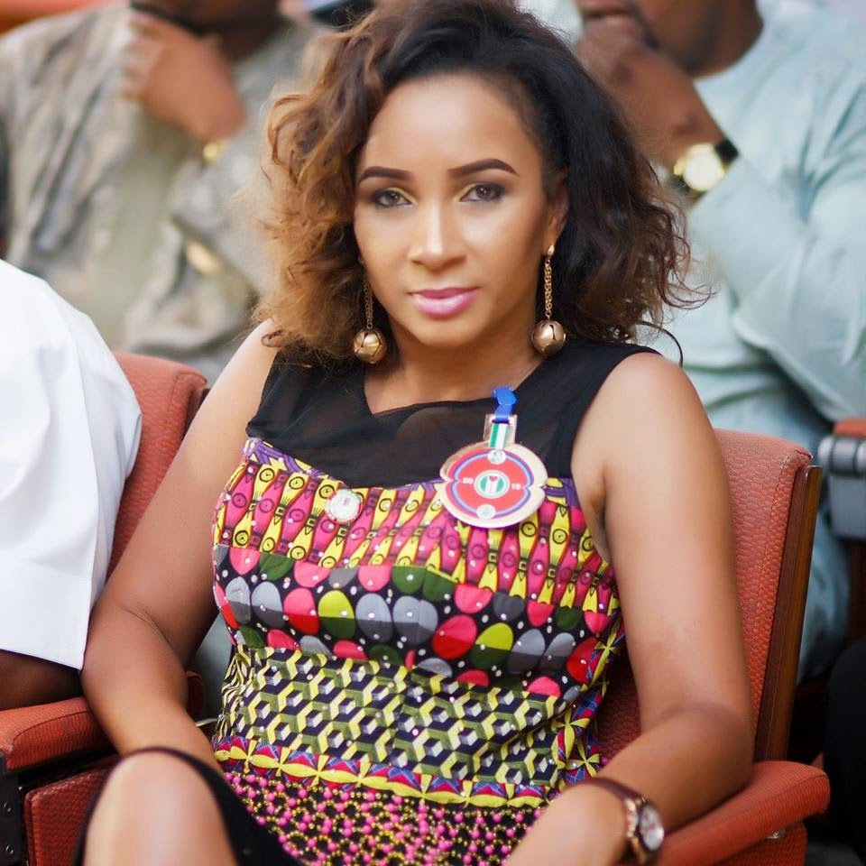 Actress Ibinabo Fiberesima's bail application denied