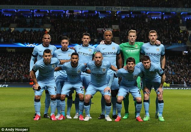 Manchester City Coach Warns Players Ahead Kiev Clash