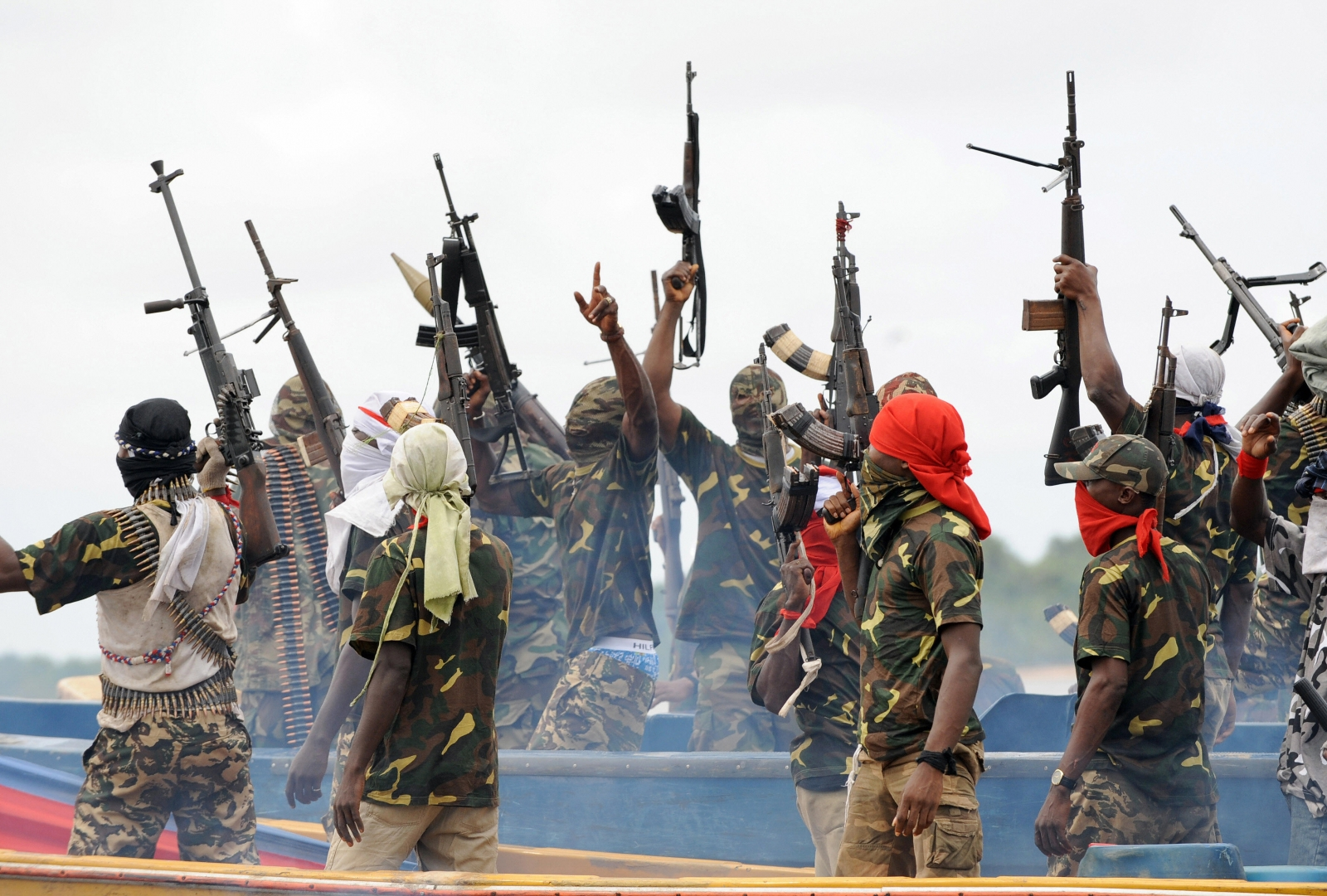 We are ready for enemies of amnesty programme — Ex-militant leader, Muturu