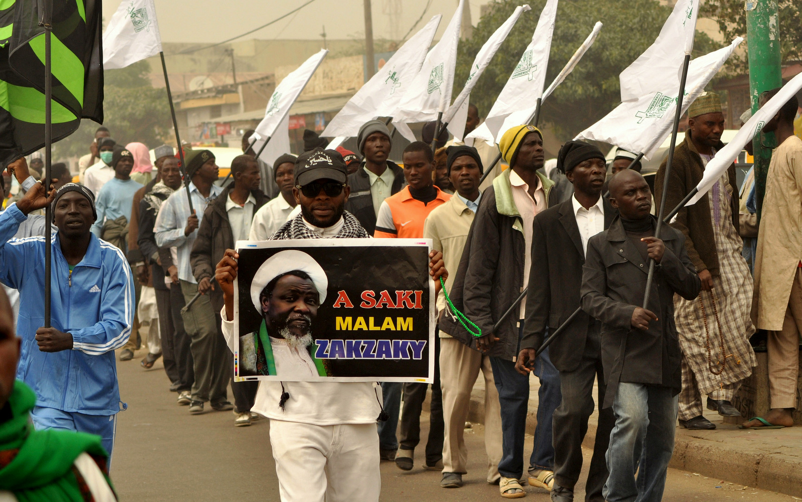 Police prevent Shi'ites from holding protest in Abuja