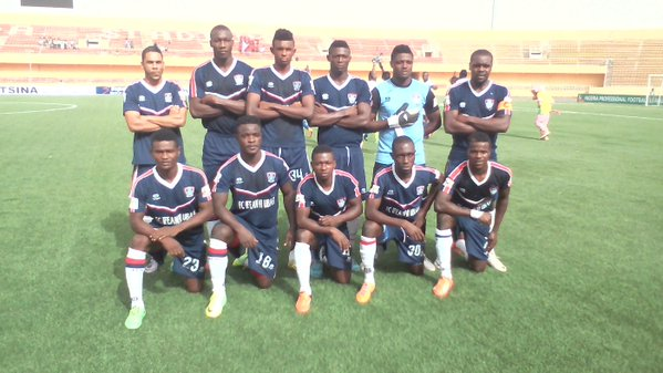 Ifeanyi Ubah through to Federation Cup final