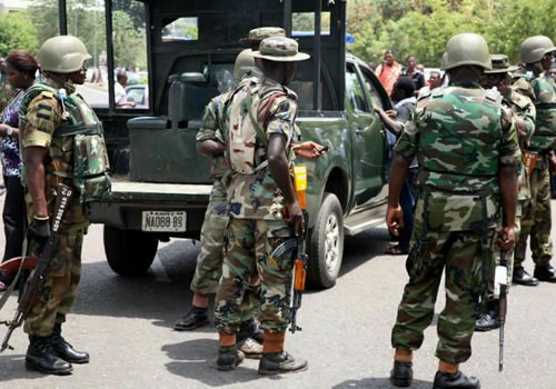 Army deploys Special Forces ahead of Edo Polls