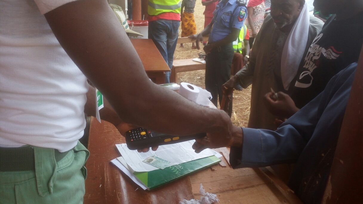 #EdoDecides: Accreditation, Voting commence simultaneously