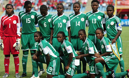 Nigeria name Squad for U-17 Women's World Cup