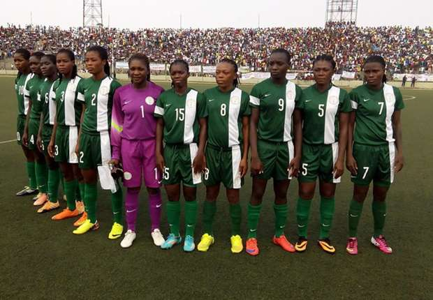 No foreign based players for Falconets – NFF