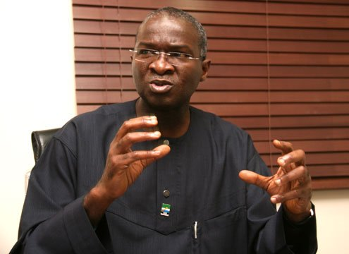 Fashola descries diversion of funds for federal roads