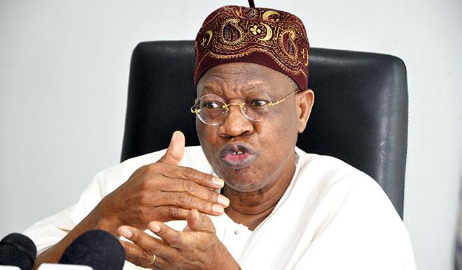 'Corruption is fighting back,' – Lai Mohammed