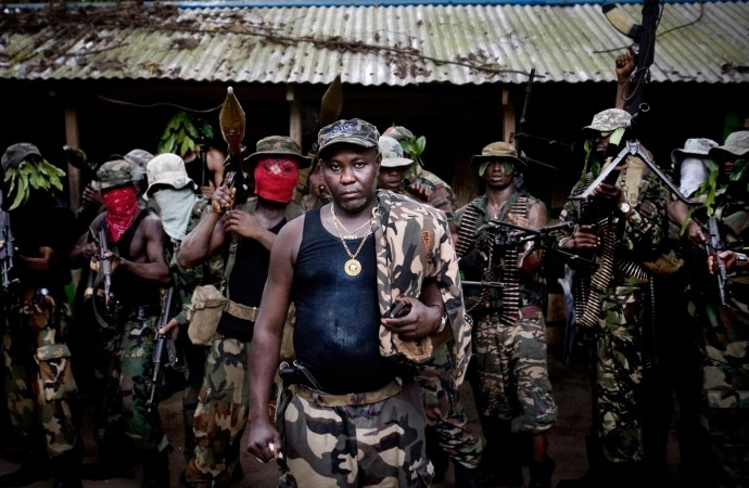 Military begins manhunt for Niger Delta Avengers
