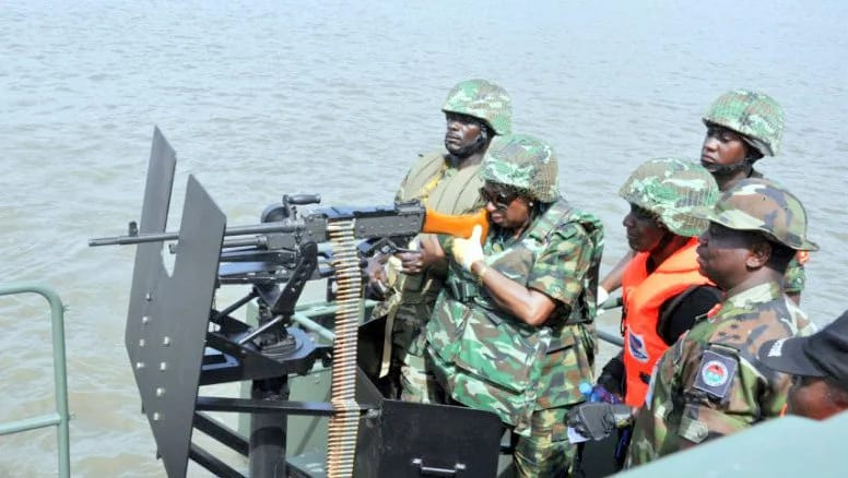 Navy arrests NDA member in Delta