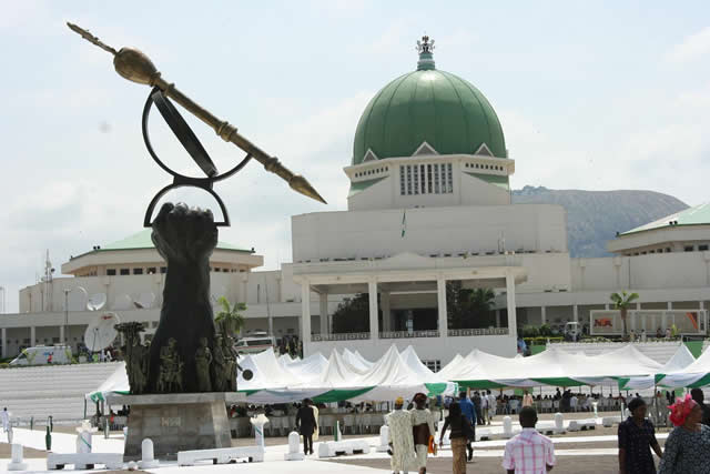N'Assembly increases 2017 budget with N143bn