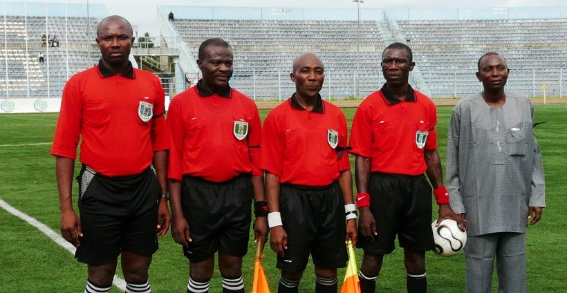 Referees Association to sanction erring official
