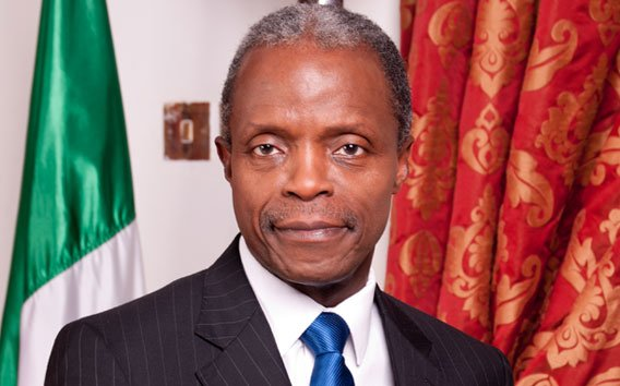 Osinbajo unveils FG's blueprint on investment