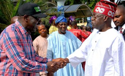 #EdoDecides: Tinubu, Saraki, Ambode congratulate Obaseki