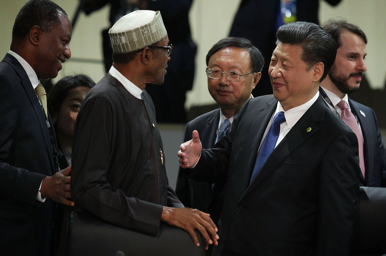 China to strengthen economic ties with Nigeria
