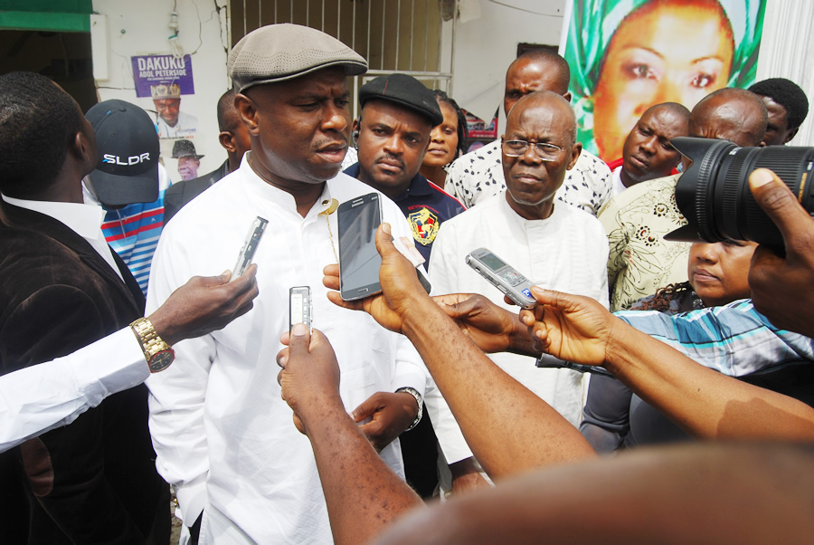NIMASA boss kicks off Operational tour from Lagos