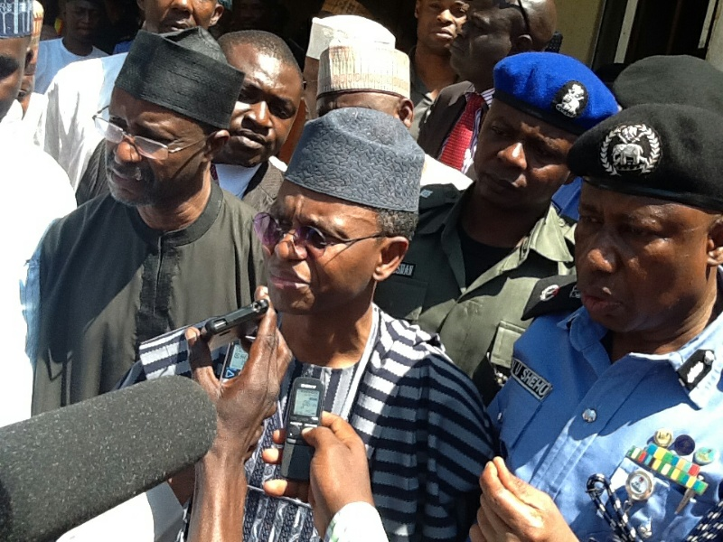 'I didn't visit Edo on election day' – El-Rufai