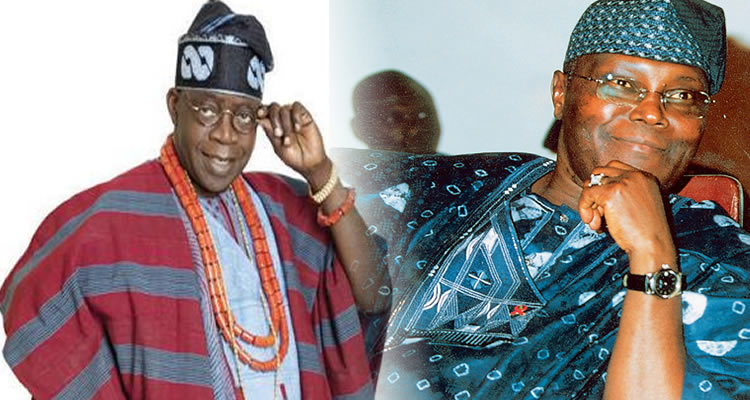 Atiku backs Tinubu, says party should play by the rules