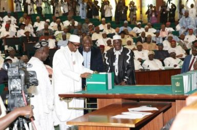 2017 Budget: Presidency awaits passage of  MTEF