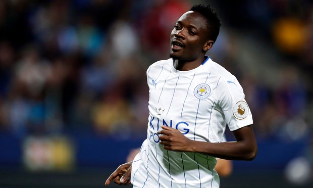 Musa vows to fight for Leicester future