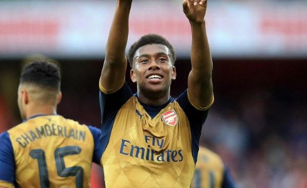 Ozil aided my devt. as a player – Iwobi