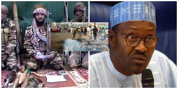'We have defeated Boko Haram' – Buhari