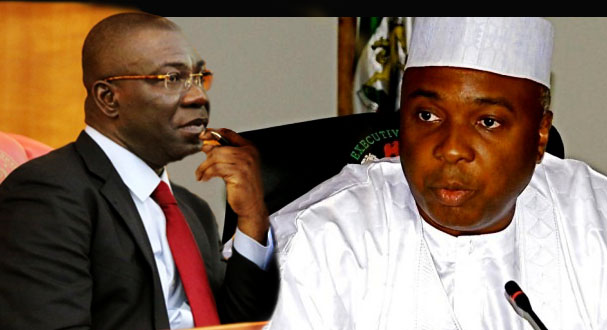 Government withdraws forgery charges against Saraki, Ekweremadu