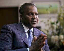 Dangote debunks ponzi scheme partnership rumour