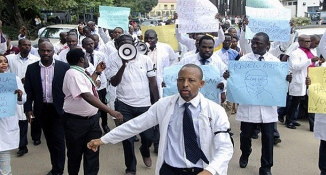 F.M.C. Protesters ground Socio-Economic Activities in Imo State