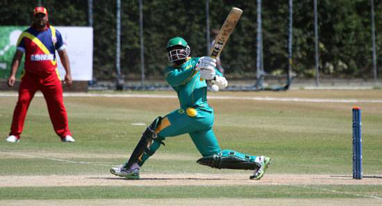 Nigeria's first cricket oval set to open