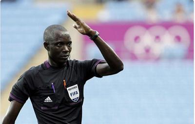 Gassama to officiate Nigeria, Algeria Match