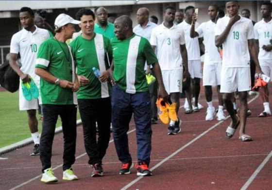Eagles are out to win in Zambia – Rohr