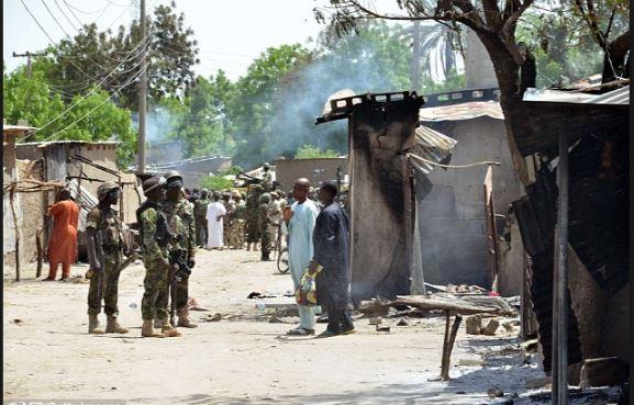 Soldiers kill 3 female suicide bombers in Borno