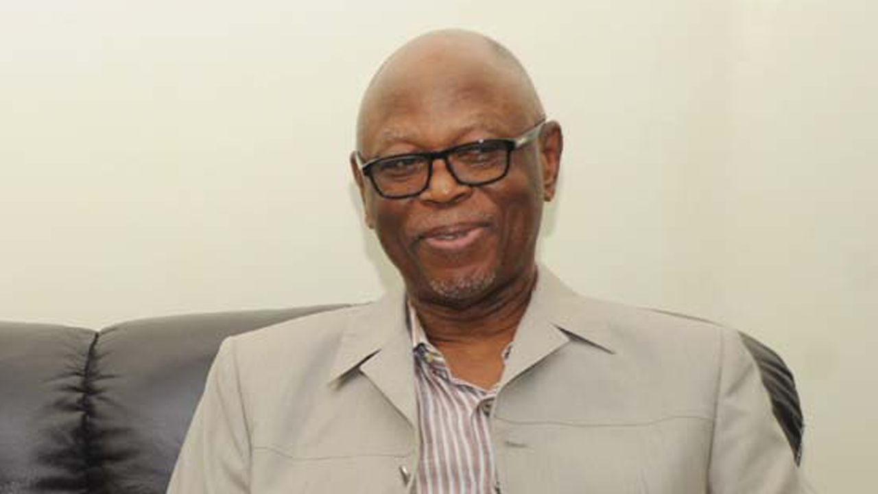 Oyegun rallies support for Buhari as Nigeria marks 56