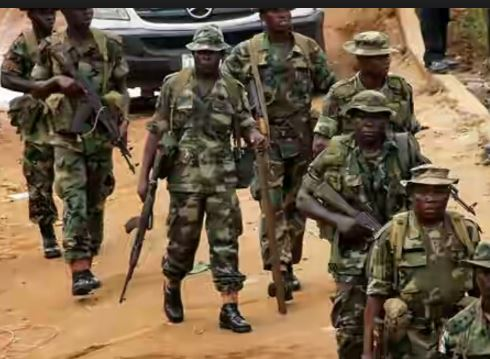 JTF discovers Benue militant leader's armoury