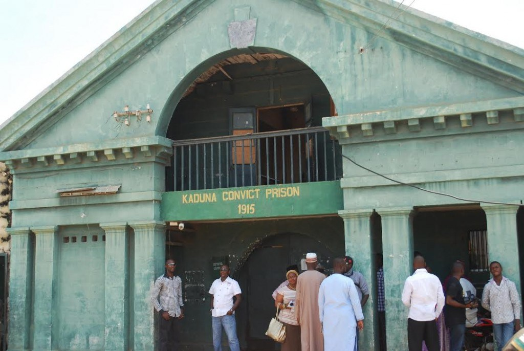 Kaduna Prison: Inmates to receive skill acquisition training yearly