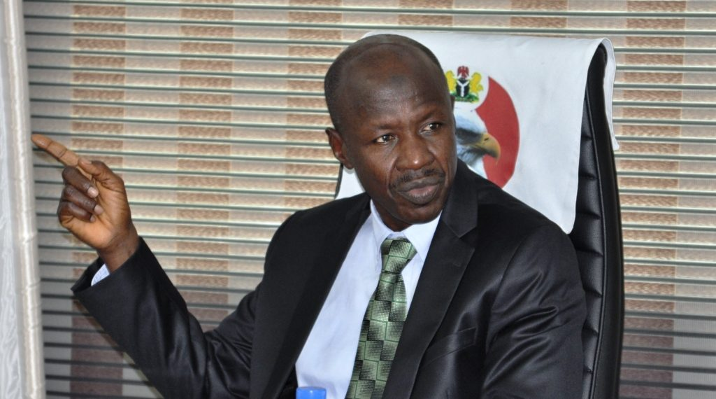 Senate to screen EFCC acting boss December 15