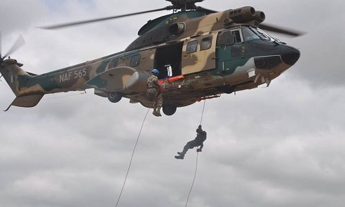 NAF to take in 5,000 recruits, establishes new command in Bauchi