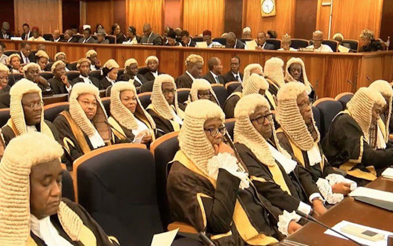 NJC refuses to suspend arrested Supreme Court Judges