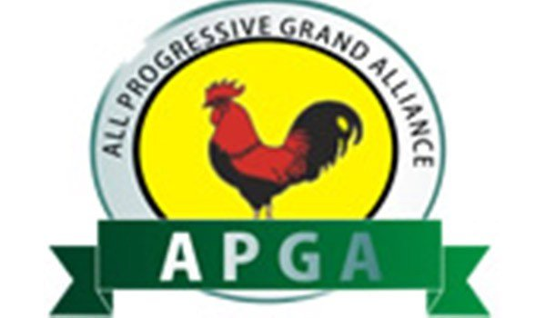 National chairman of APGA suspended